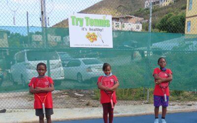 Healthy Children Through Tennis