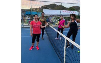 Health Benefits Of Playing Tennis